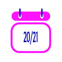 20/21 Calendar image
