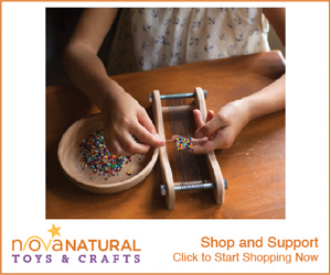 Buy from Nova Natural and support Berkeley Rose
