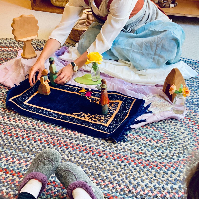 Ramadan Nursery Story